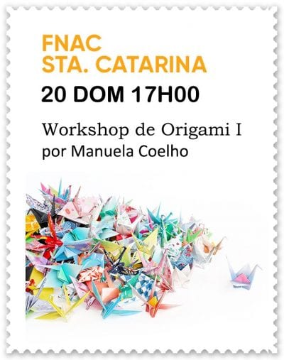 Workshop de Origami I