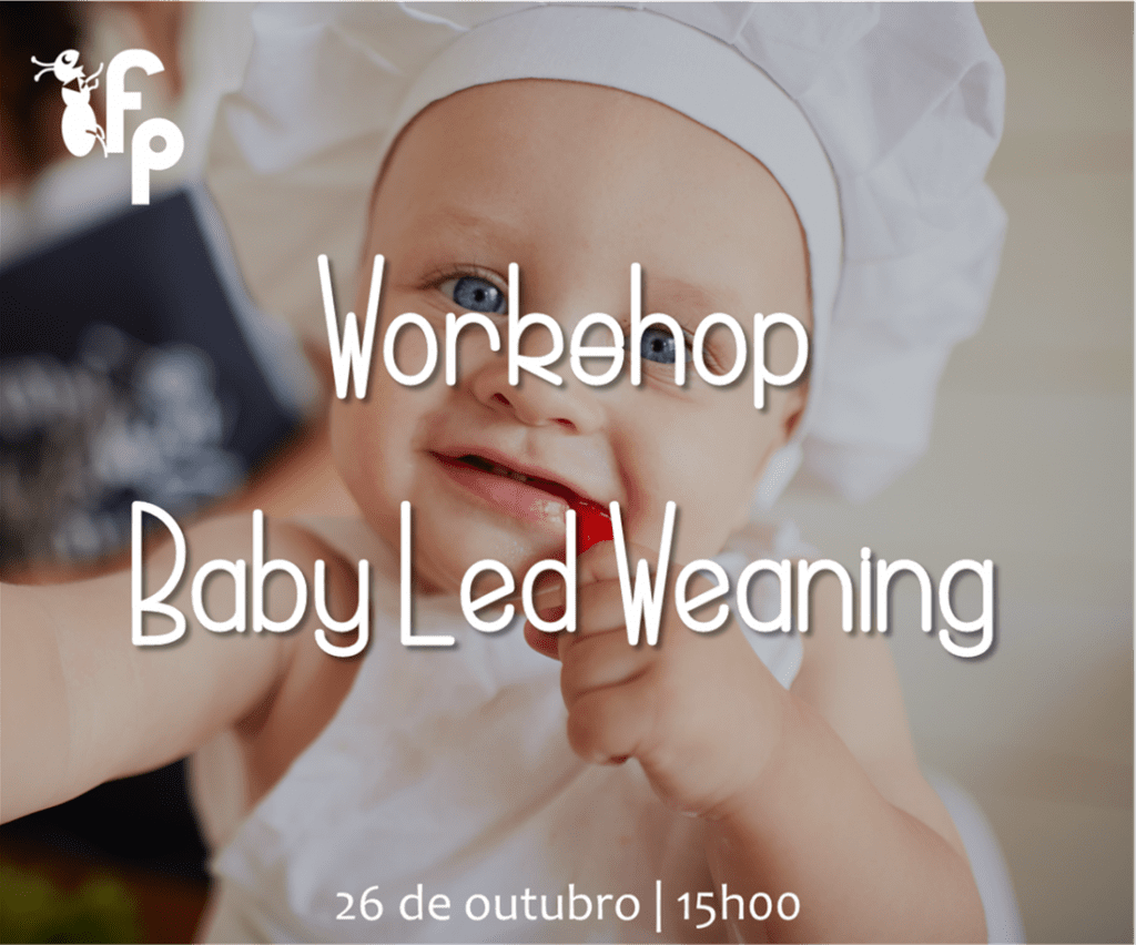 Workshop Baby-Led Weaning