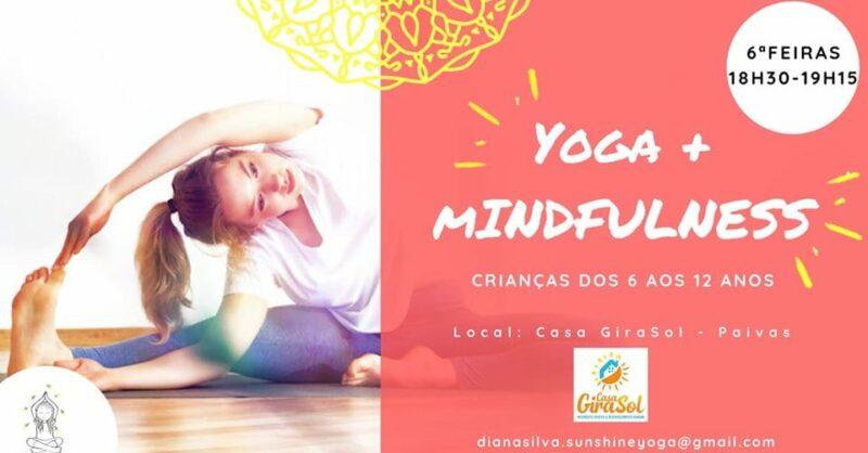 Yoga & Mindfulness para Crianças no Seixal
