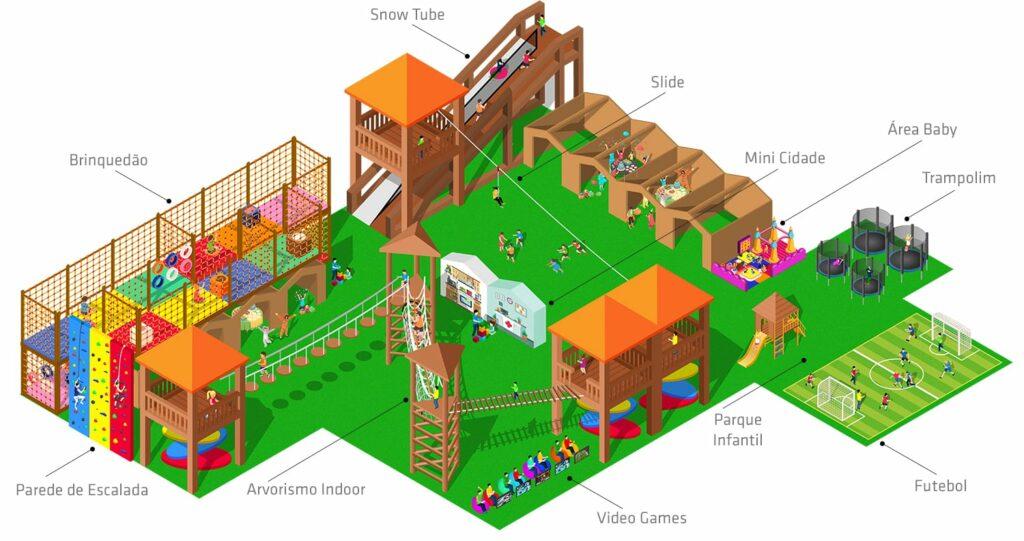 anima park mapa