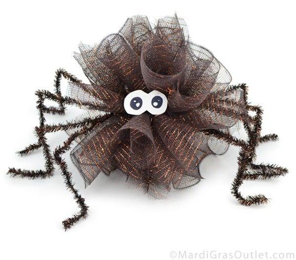 aranhas halloween esponjas