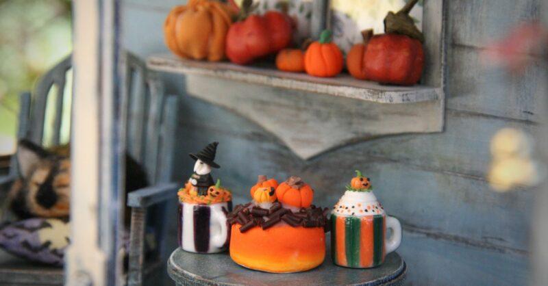 receita de halloween