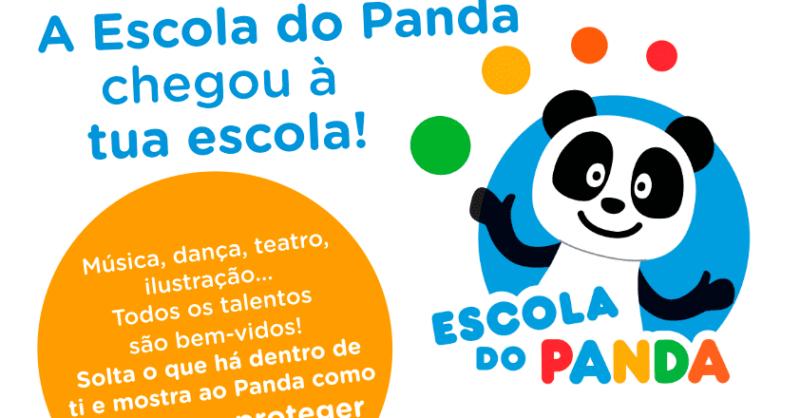 Concurso Escola do Panda: Solta o teu talento!