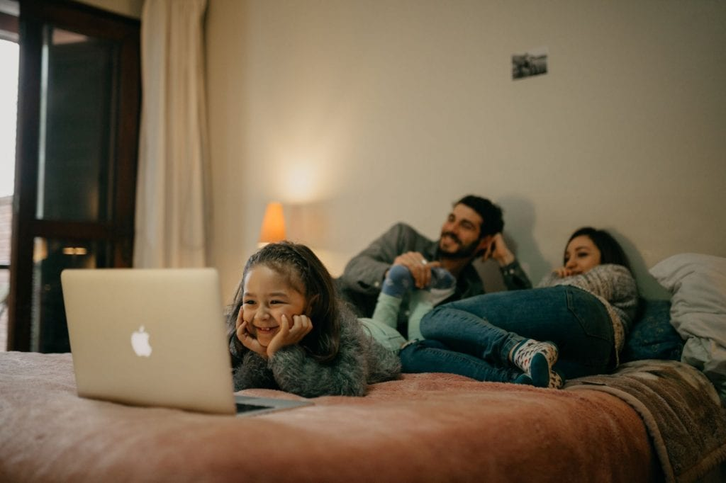 crianças e tecnologias