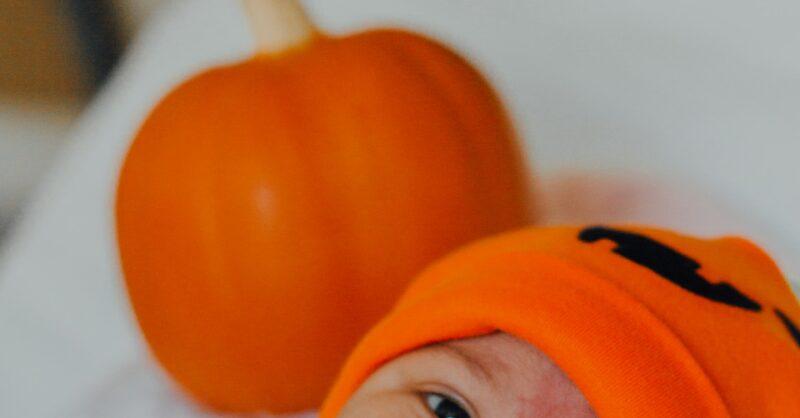 fatos halloween bebé