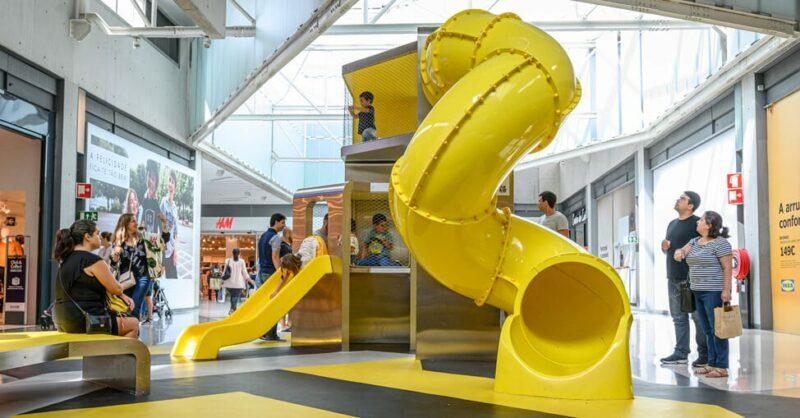 Alegro Sintra: playground, atividades para crianças e mais!
