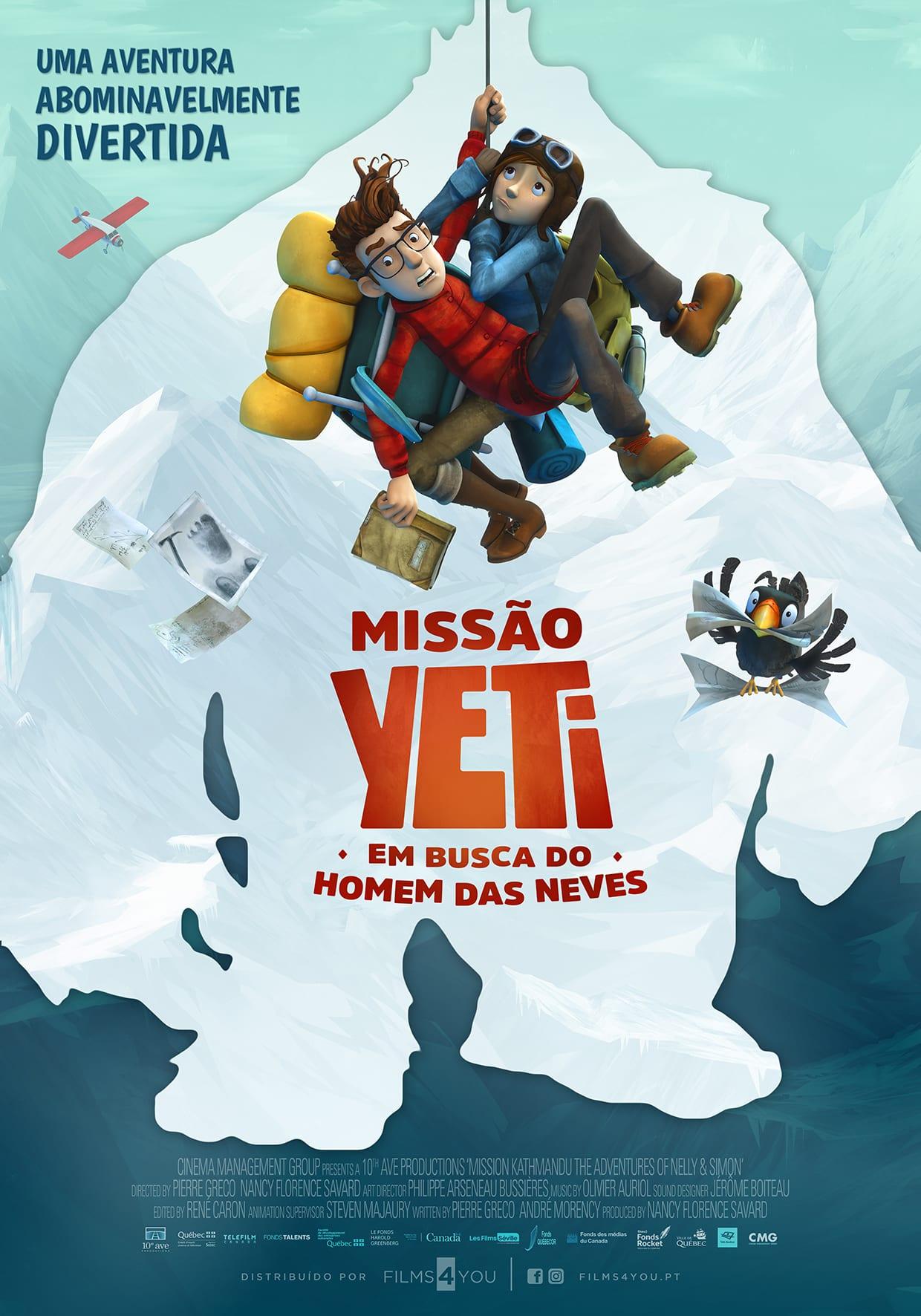 Missão Yeti