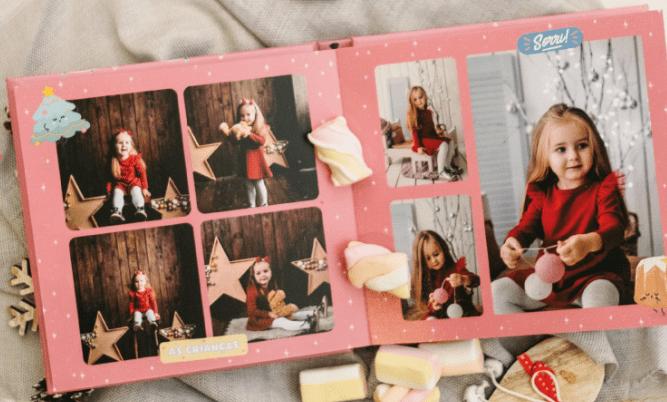 álbum de fotografias dreambooks