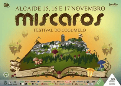 Míscaros – Festival do Cogumelo do Fundão