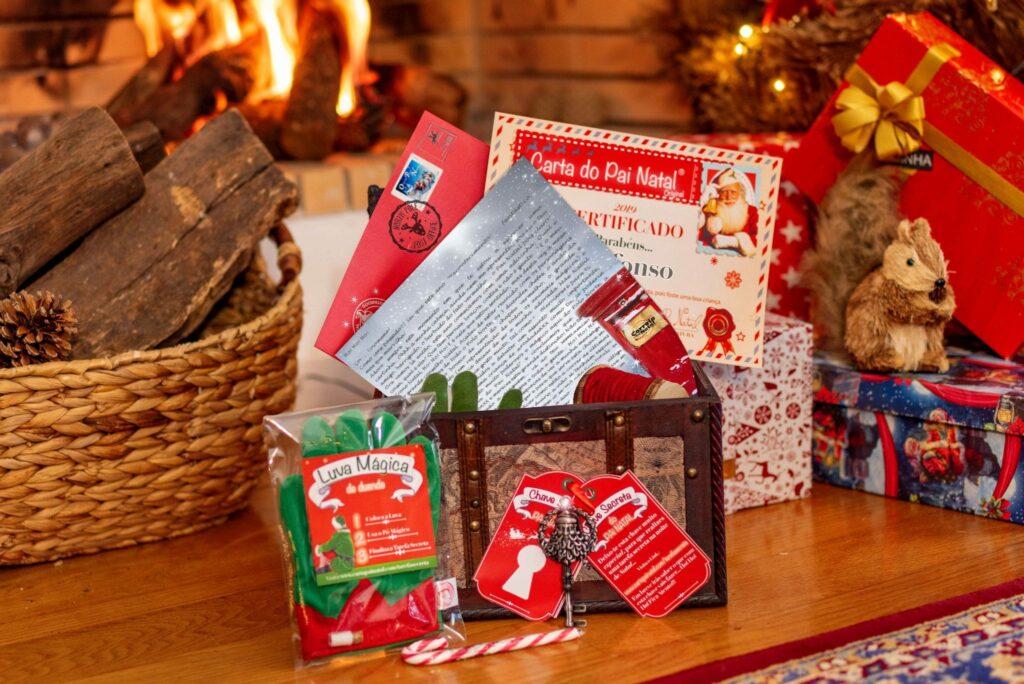 Kit Carta do Pai Natal