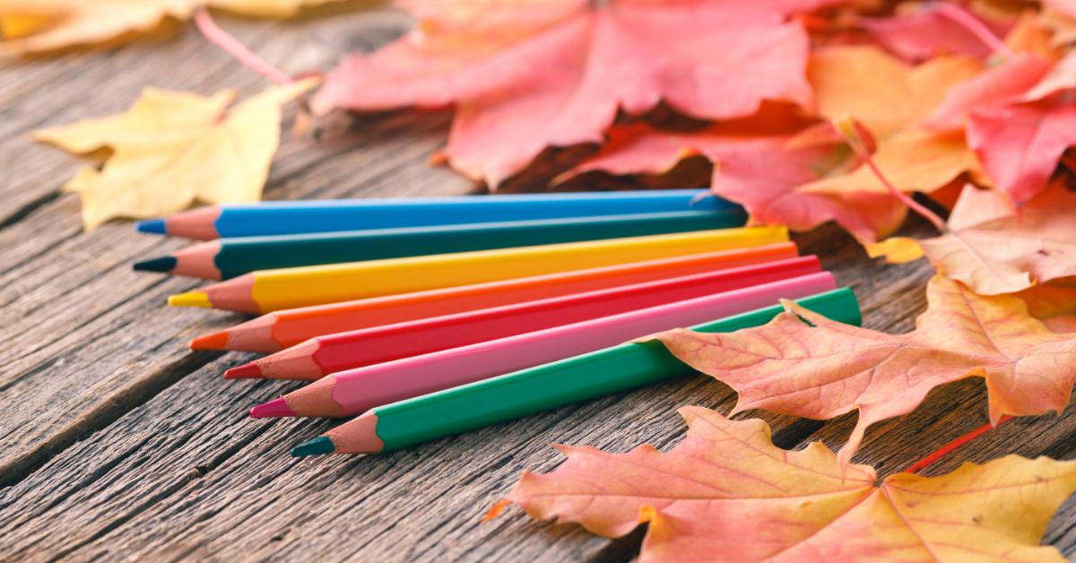 atividades de outono