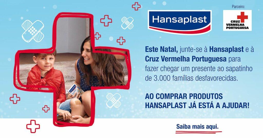 Hansaplast e Cruz Vermelha