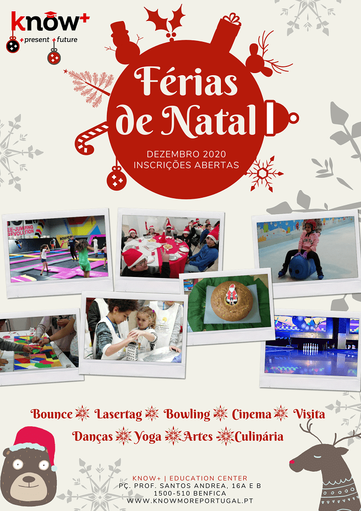 Férias Natal Know+