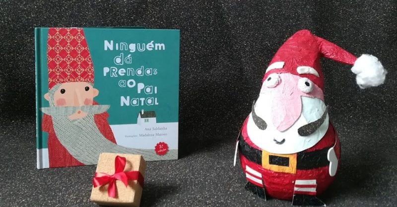 Hora do conto: Ninguém dá prendas ao Pai Natal