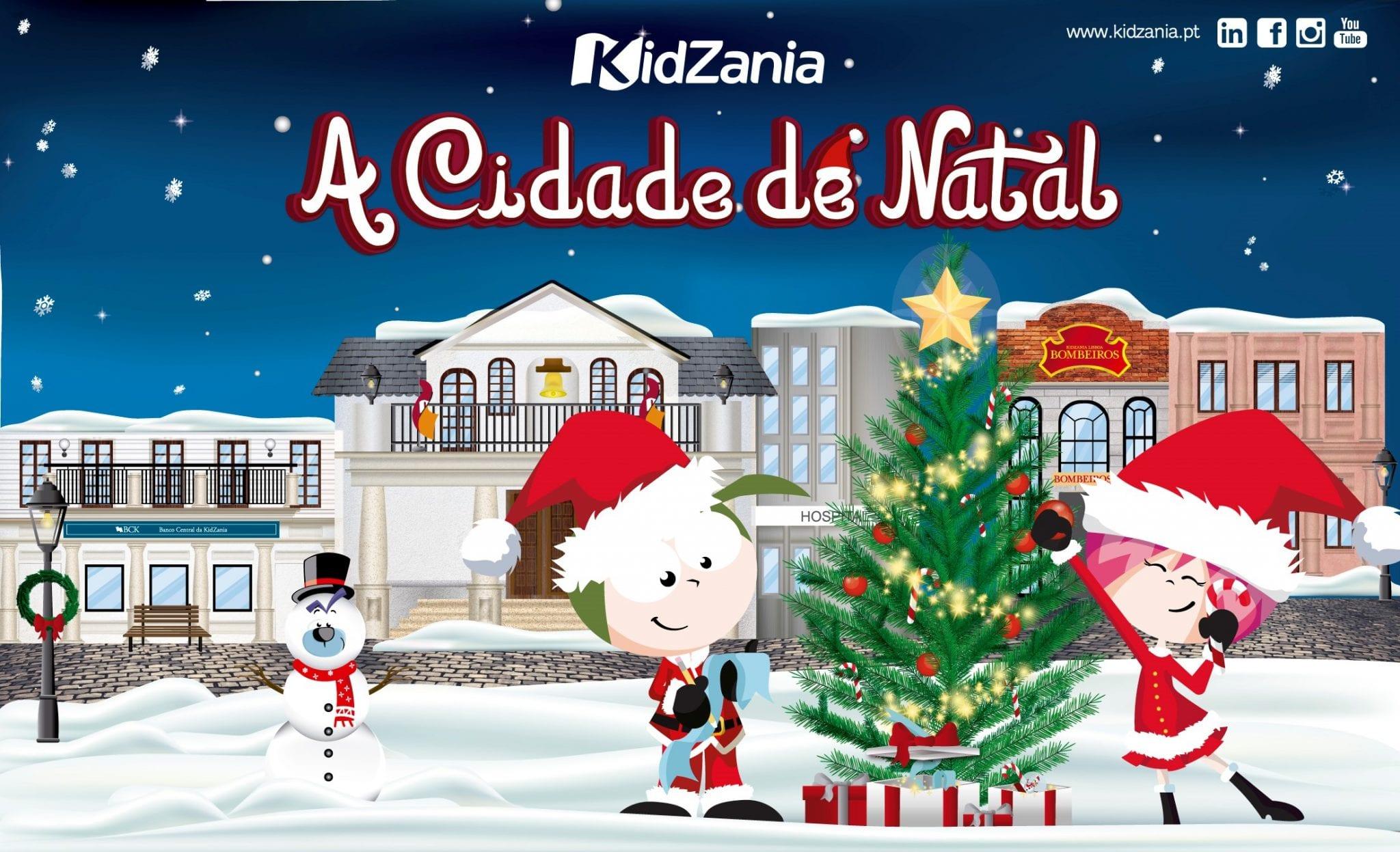 Natal KidZania