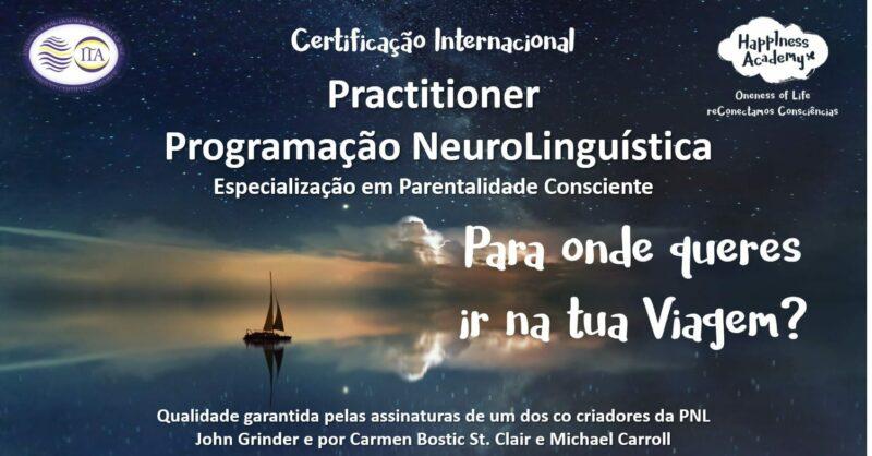 Certificação Internacional Practitioner em Programação NeuroLinguística
