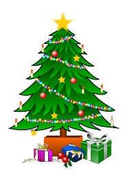 Campos de Ferias de Natal e Ano Novo