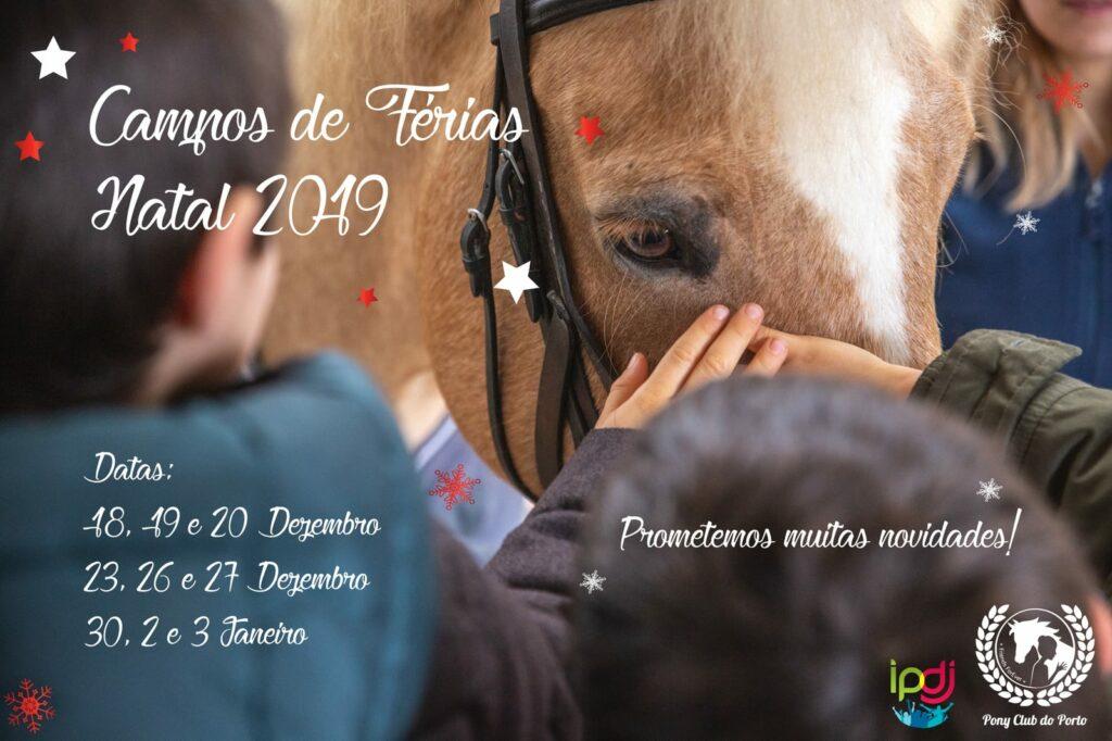 Férias de Natal Club Pony