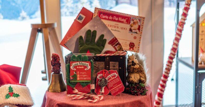 Posto de Correio de Natal: recebam uma carta do Pai Natal em vossa casa!
