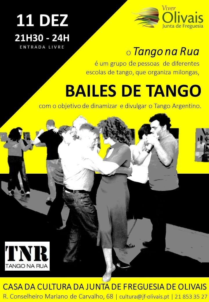 """"""" Tango na Rua"""""""