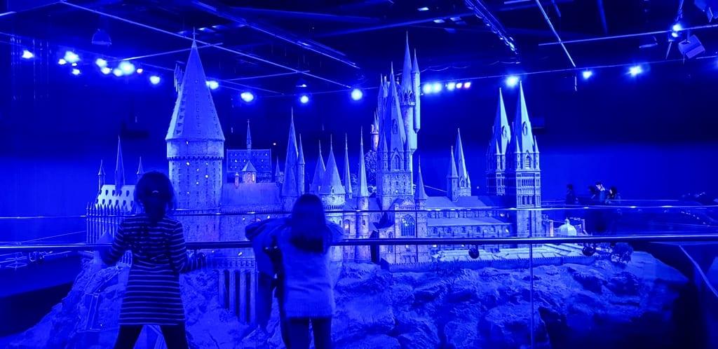 cenário- Harry Potter Londres
