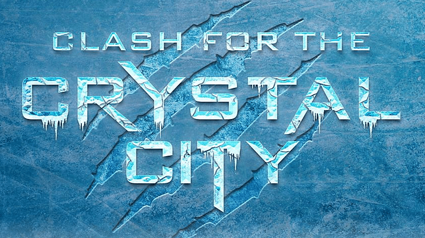 clash for the crystal city