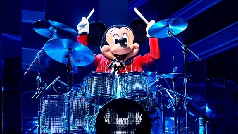 disneyland paris mickey