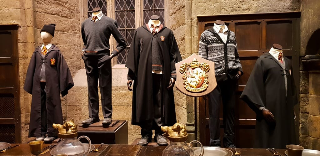gryfindor Great Hall - Harry Potter Londres