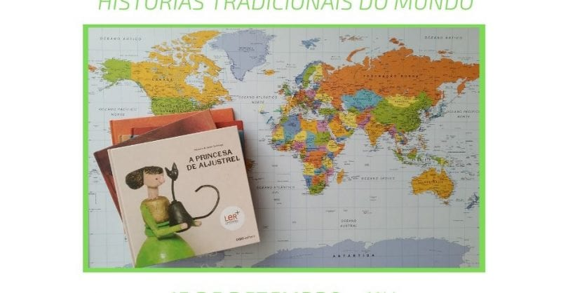 Hora do Conto – Histórias Tradicionais do Mundo