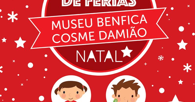 Campo de Férias de Natal do Museu Benfica
