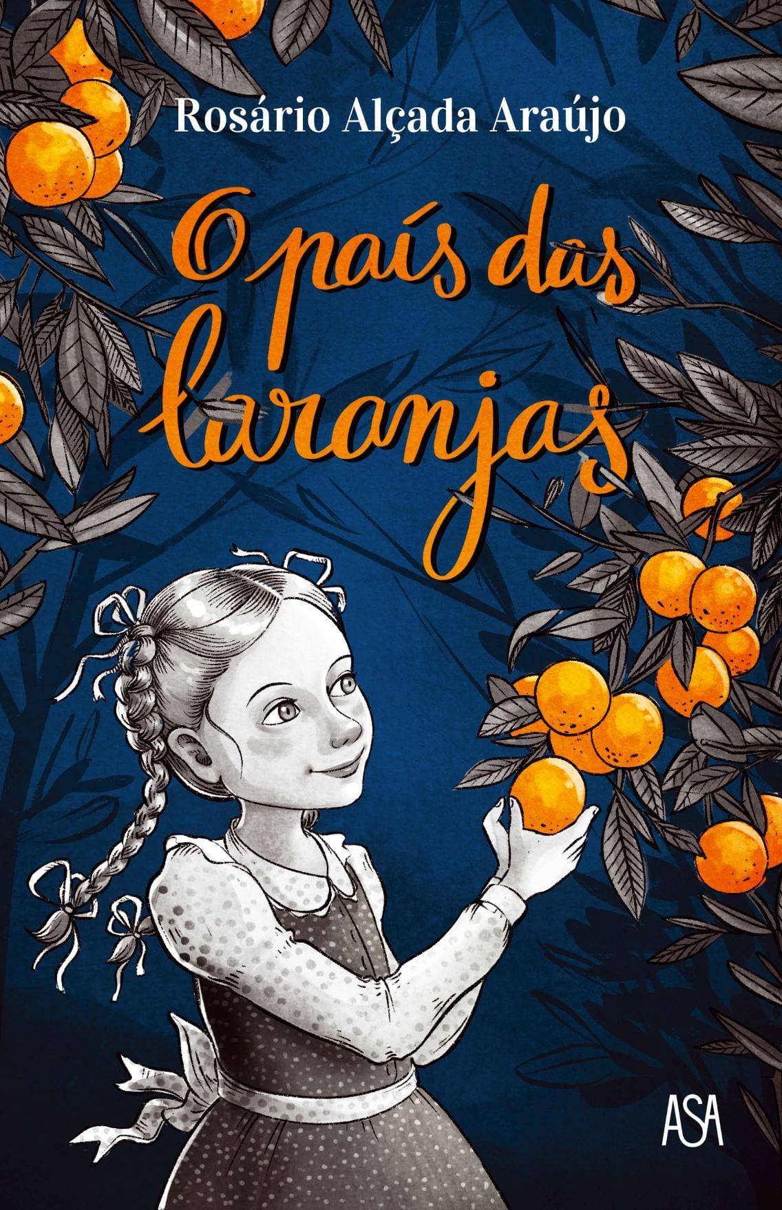 o país das laranjas livro