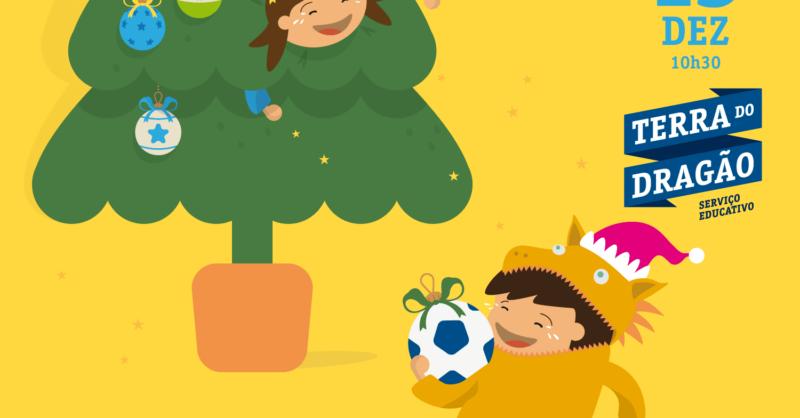 Oficina Criativa – No Natal Toda a Magia Acontece