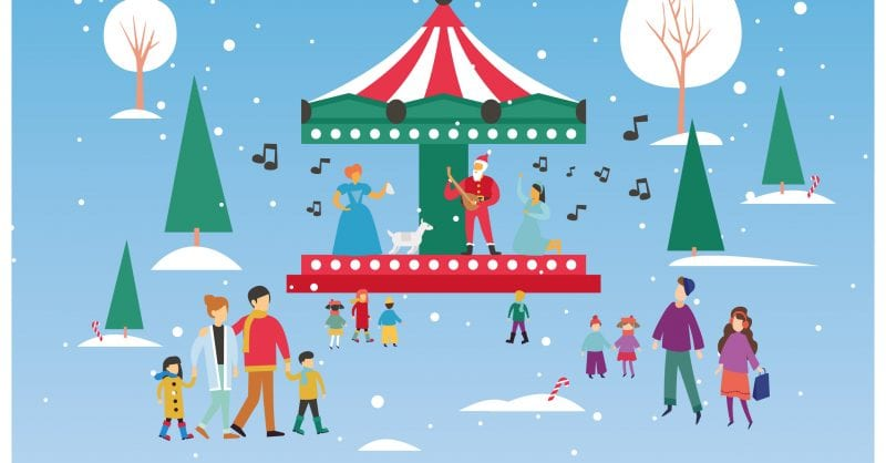 Espetáculo: A Filha do Pai Natal não quer ser como o pai…