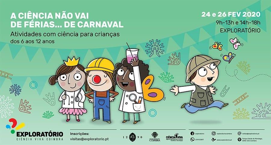 Férias de Carnaval Exploratório