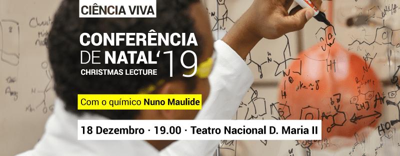 Conferência de Natal da Ciência Viva
