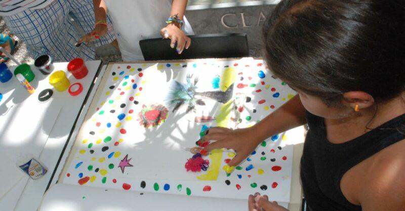 Workshop: Se eu fosse… Pintor!