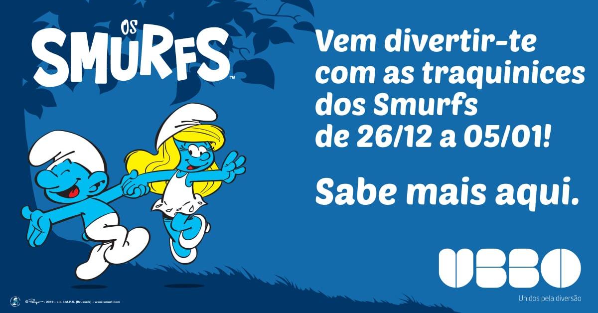 Smurfs no UBBO