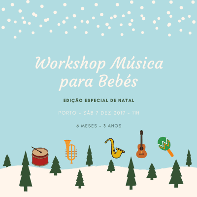 Workshop Música para Bebés