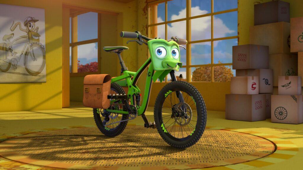 bikes o filme