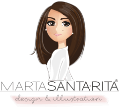 Marta Santa-Rita | Design, Art & Illustration