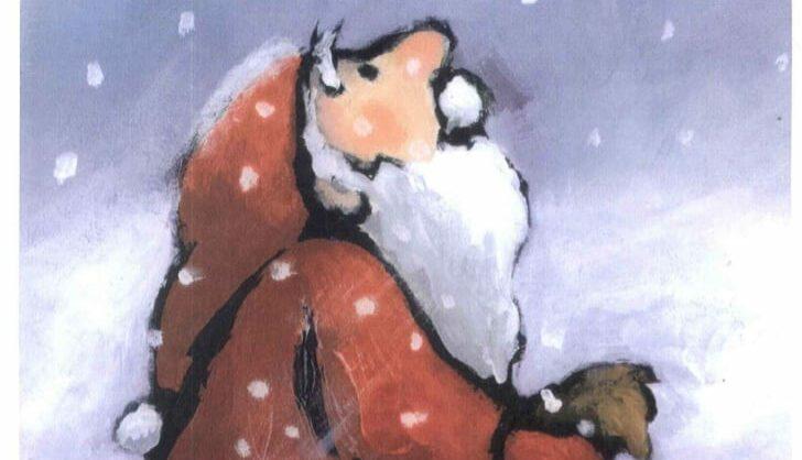 O Pequeno Pai Natal na Biblioteca Camões