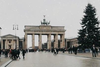 portas de brandemburgo