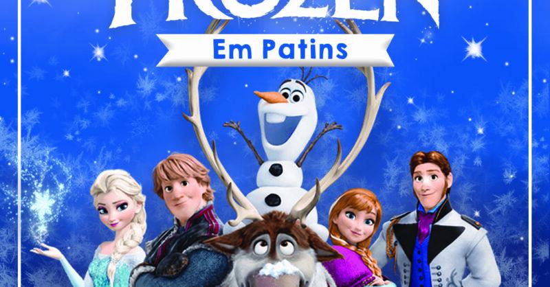 Espetáculo de Natal – Frozen em Patins