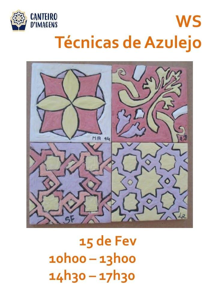 Técnicas de pintura de azulejos