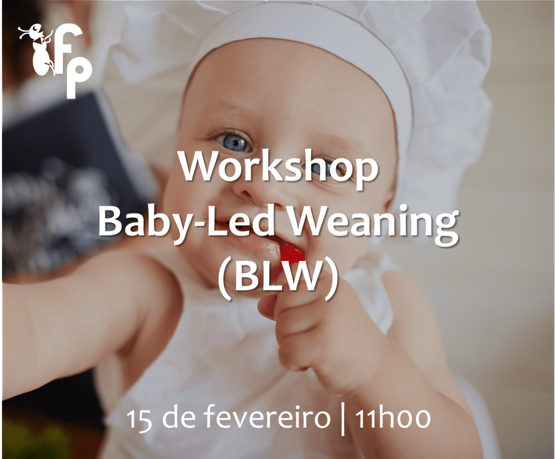 Workshop Baby Led Weaning (BLW)
