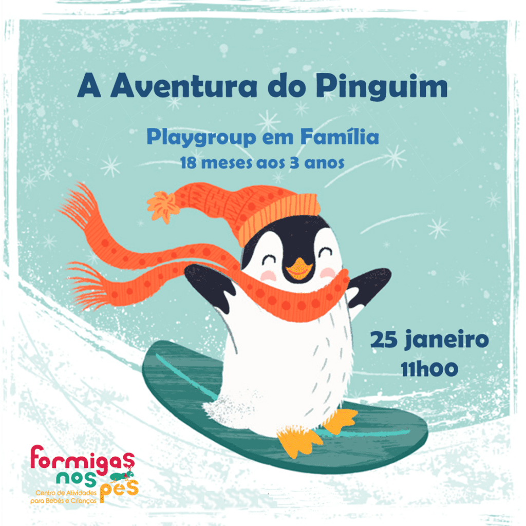 A Aventura do Pinguim