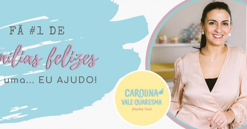 Parentalidade Positiva e Consciente com Carolina Vale Quaresma