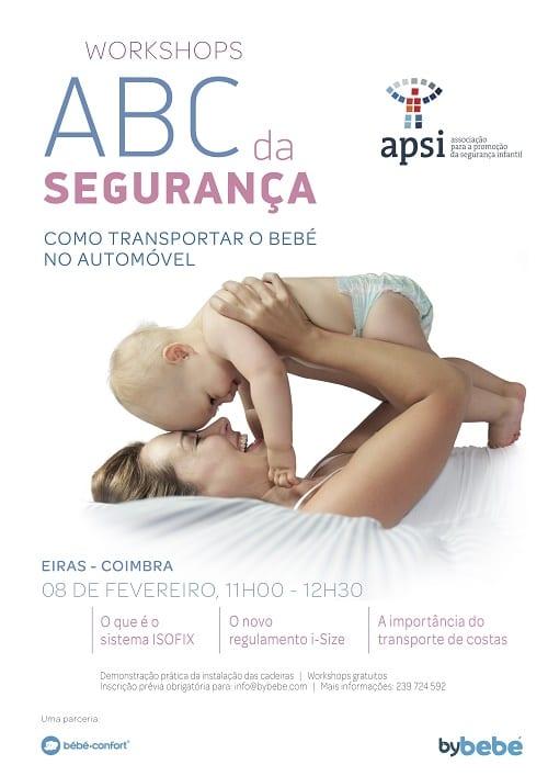 Workshop ABC da Segurança em Coimbra