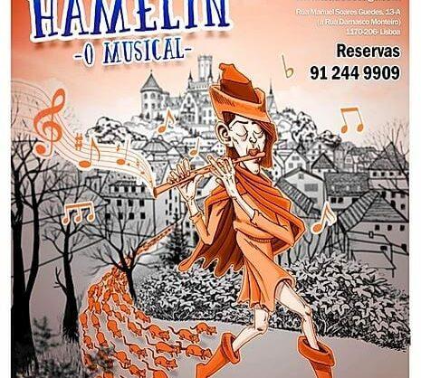 Flautista de Hamelin - O Musical