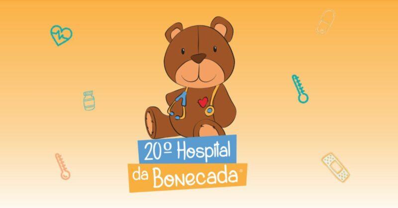Hospital da Bonecada: Trate do seu brinquedo!